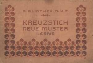 Kreuzstich neue muster - II Serie