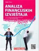 ANALIZA FINANCIJSKIH IZVJEŠTAJA : udžbenik u četvrtom razredu srednje škole za zanimanje ekonomist/ekonomistica