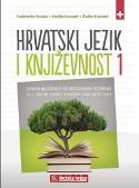 HRVATSKI JEZIK I KNJIŽEVNOST 1 : radna bilježnica uz integrirani udžbenik za 1. razred srednje medicinske škole