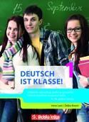 DEUTSCH IST KLASSE! 1 : udžbenik njemačkog jezika s audio CD-om u prvom razredu gimnazija i četverogodišnjih strukovnih škola - 6. i 9. godina učenja