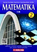 MATEMATIKA 2 - 2. DIO : udžbenik matematike sa zbirkom zadataka i višemedijskim nastavnim materijalima u drugom razredu opće