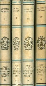 Pet stoljeća hrvatske književnosti br. 39-42