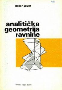Analitička geometrija ravnine