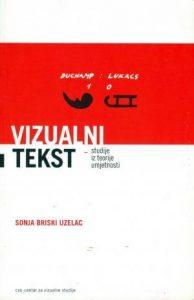 Vizualni tekst: studije iz teorije umjetnosti