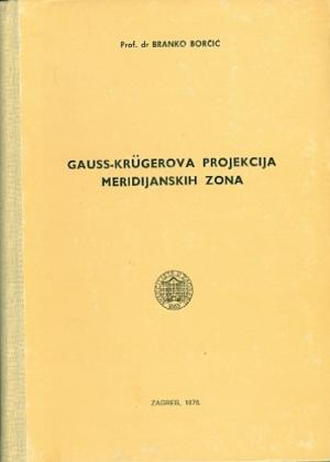 Gauss-Krügerova projekcija meridijanskih zona
