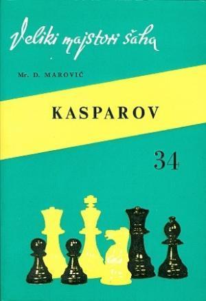 Veliki majstori šaha: Kasparov