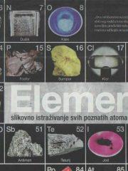 Elementi: slikovno istraživanje svih poznatih atoma u svemiru