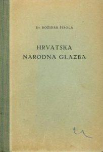 Hrvatska narodna glazba