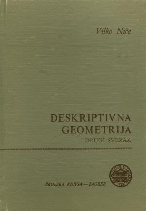 Deskriptivna geometrija II