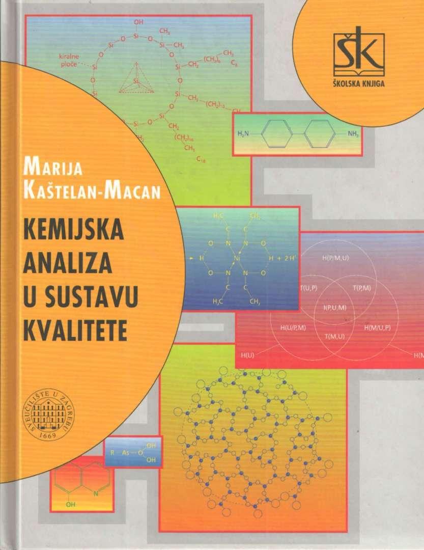 Kemijska analiza u sustavu kvalitete