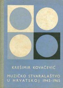 Muzičko stvaralaštvo u hrvatskoj 1945-1965