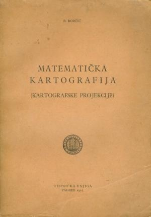 Matematička kartografija (kartografske projekcije)