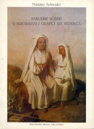 Narodne nošnje u slikarstvu i grafici XIX. stoljeća