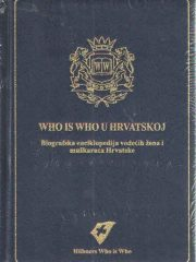 Who is who u Hrvatskoj