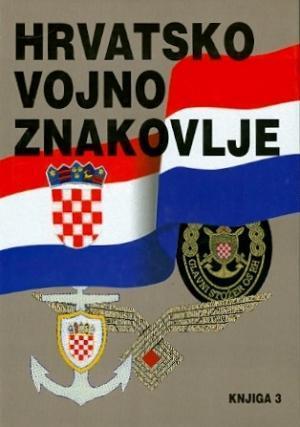 Hrvatsko vojno znakovlje