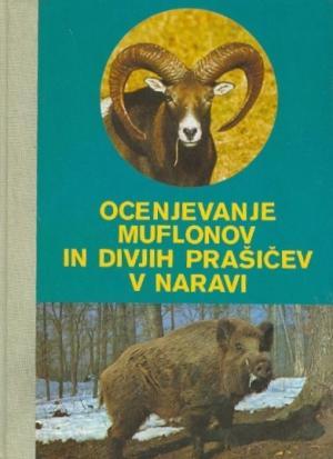 Ocenjevanje muflonov in divjih prašičev v naravi