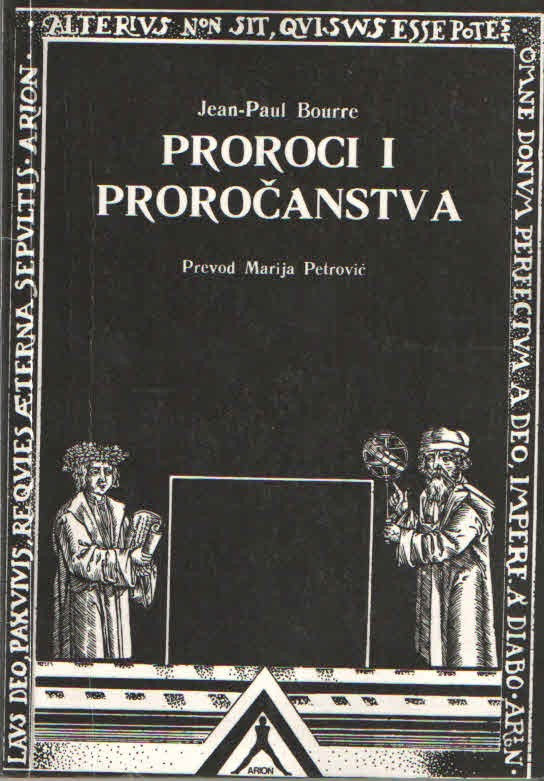 Proroci i proročanstva