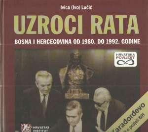 Uzroci rata: Bosna i Hercegovina od 1980. do 1992. godine