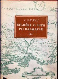Bilješke o putu po Dalmaciji opata Alberta Fortisa i život Stanislava Sočivice