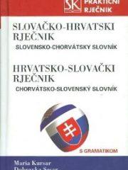 Slovačko-hrvatski i hrvatsko-slovački praktični rječnik s gramatikom