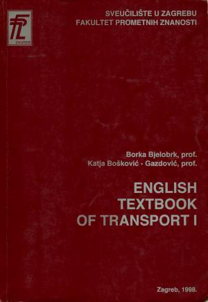 English textbook of transport 1