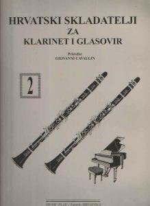Hrvatski skladatelji za klarinet i glasovir II.