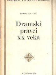 Dramski pravci XX veka