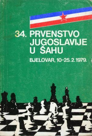 34. prvenstvo Jugoslavije u šahu