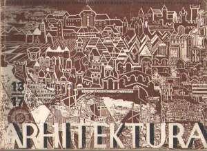 Arhitektura - časopis za arhitekturu... broj 13-17