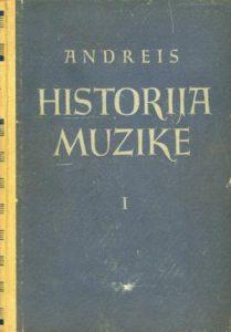 Historija muzike I