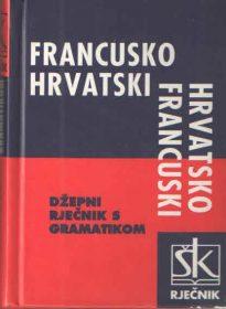 Francusko-hrvatski i hrvatsko-francuski džepni rječnik s gramatikom