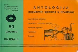 Antologija popularnih pjesama u Hrvatskoj