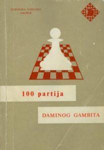 100 partija Damina gambita