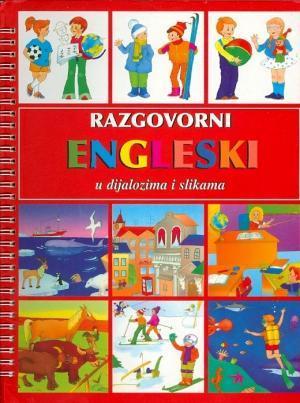Razgovorni engleski u dijalozima i slikama