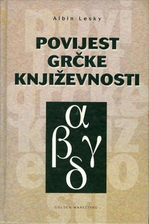 Povijest grčke književnosti