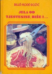 Jela od tjestenine