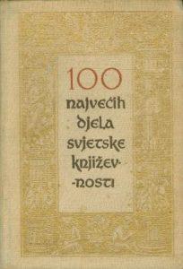 100 najvećih djela svjetske književnosti