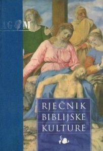 Rječnik biblijske kulture