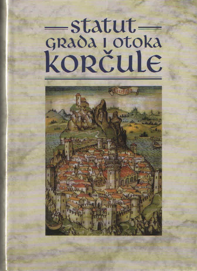 Statut grada i otoka Korčule
