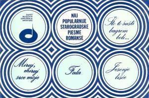 100 najpopularnijih starogradskih pjesama i romansi