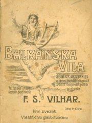 Balkanska vila