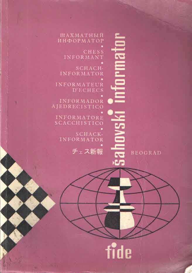 Šahovski informator 35