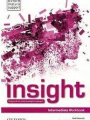INSIGHT INTERMEDIATE WORKBOOK : radna bilježnica za engleski jezik