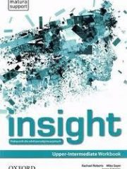 INSIGHT UPPER-INTERMEDIATE WORKBOOK : radna bilježnica za engleski jezik