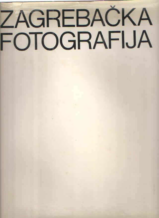 Zagrebačka fotografija - almanah