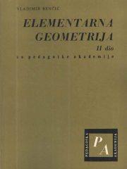 Elementarna geometrija II. dio