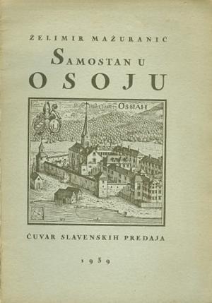 Samostan u Osoju