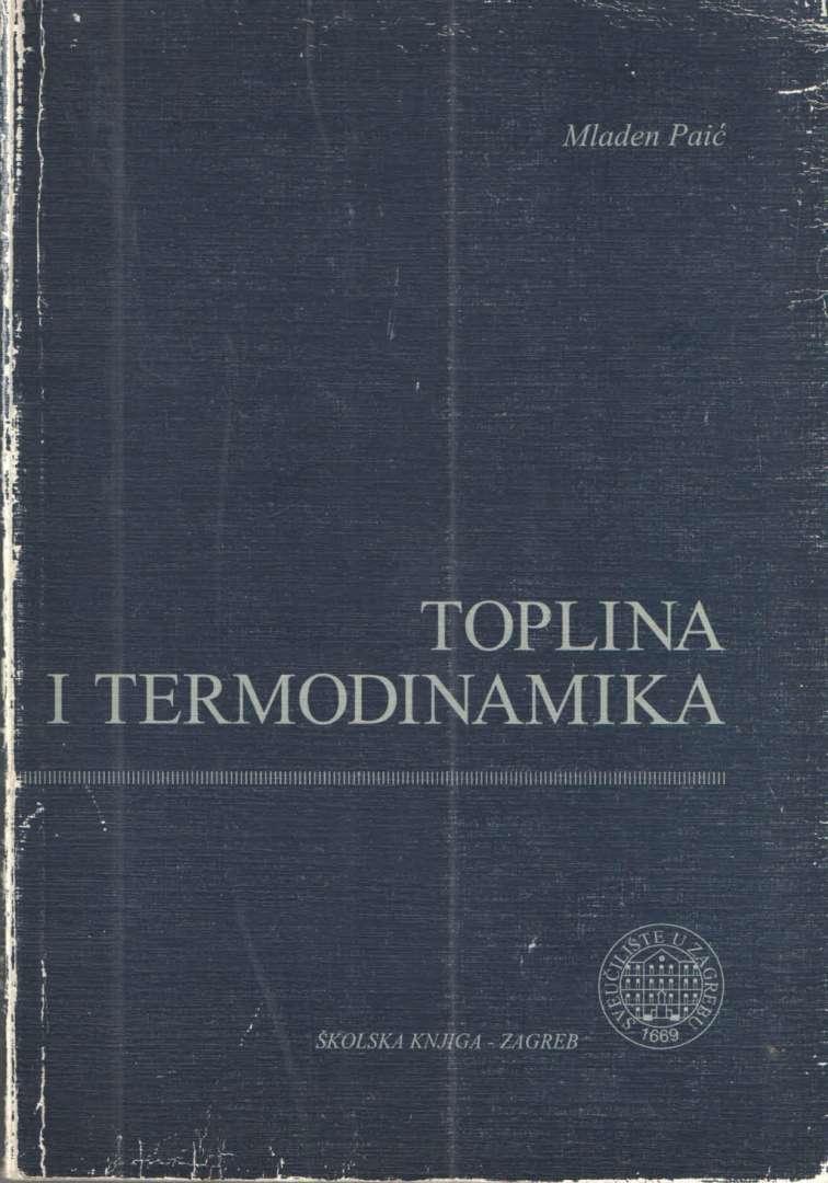 Toplina i termodinamika
