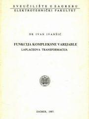 Funkcija kompleksne varijable: Laplaceova transformacija