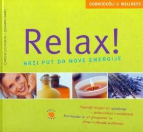 Relax - brzi put do nove energije